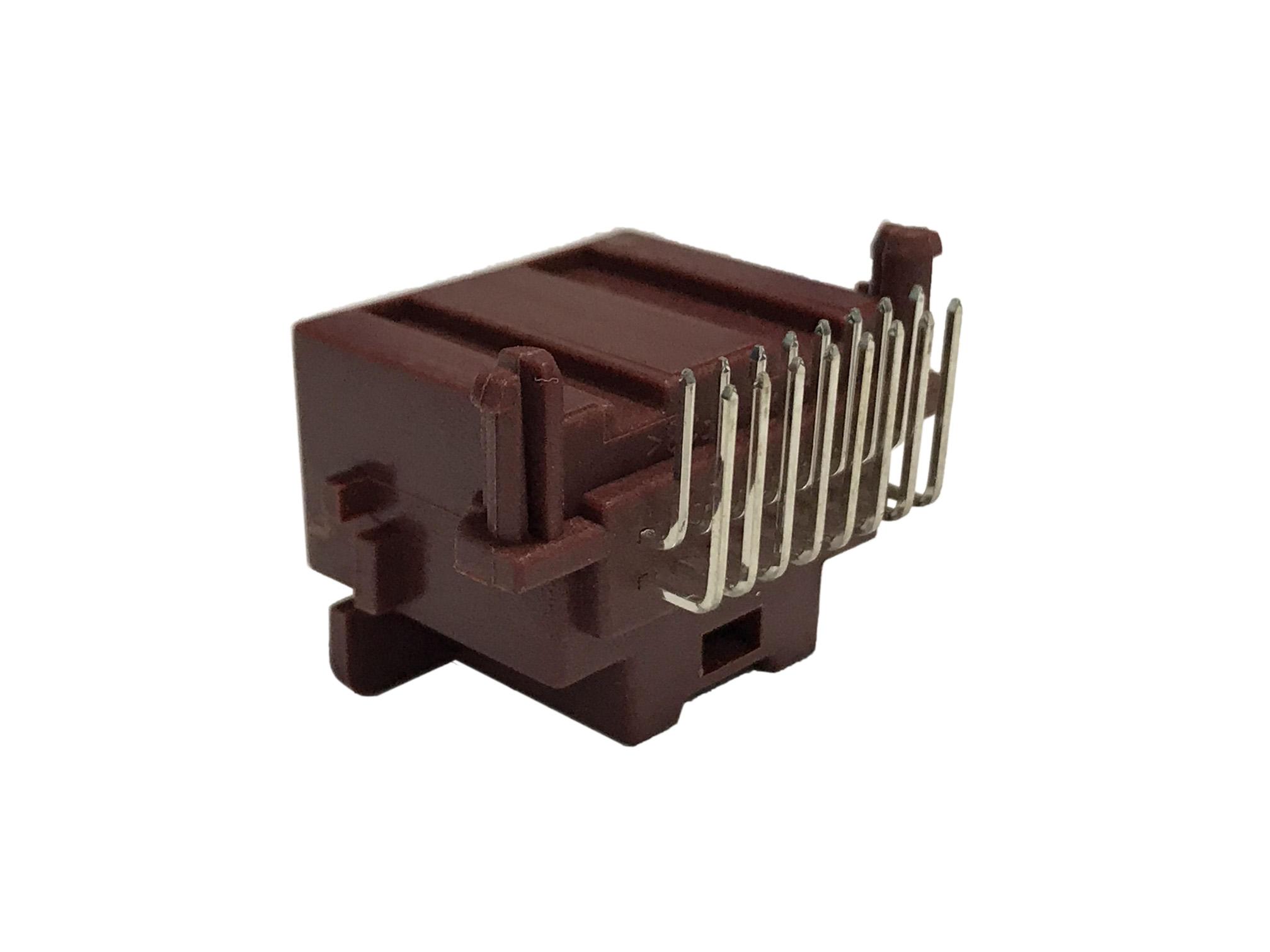 QJ553 16芯插座