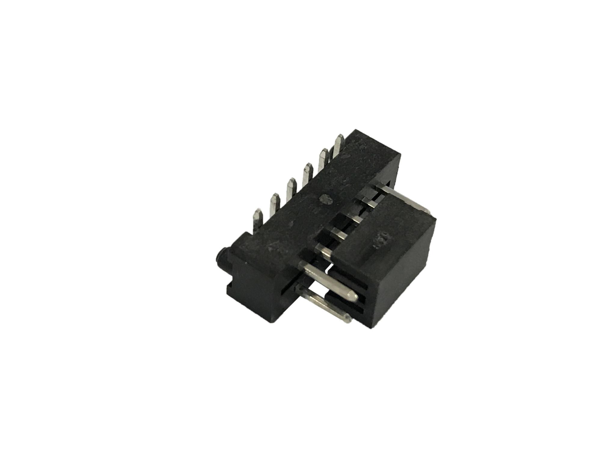 QJ588 12芯贴片插座