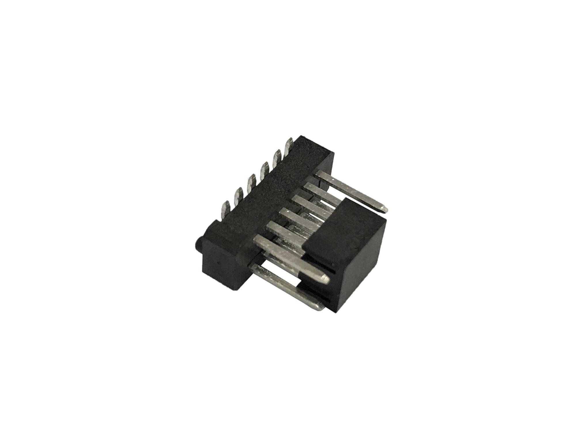 QJ624 12芯贴片插座